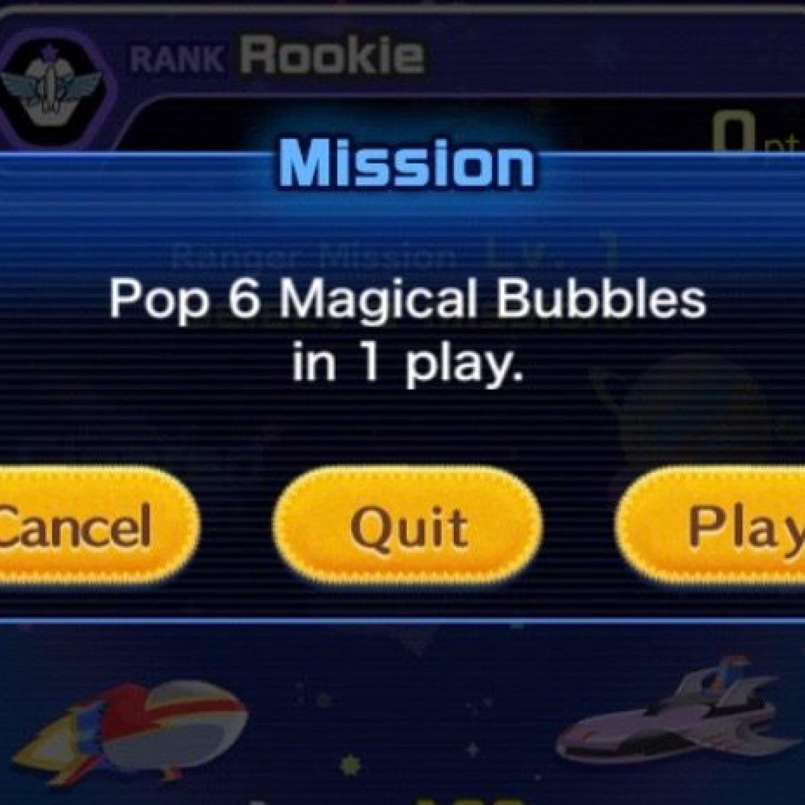 Tsum Tsum' Space Ranger Event: Best Springy Hair, Burst Skill