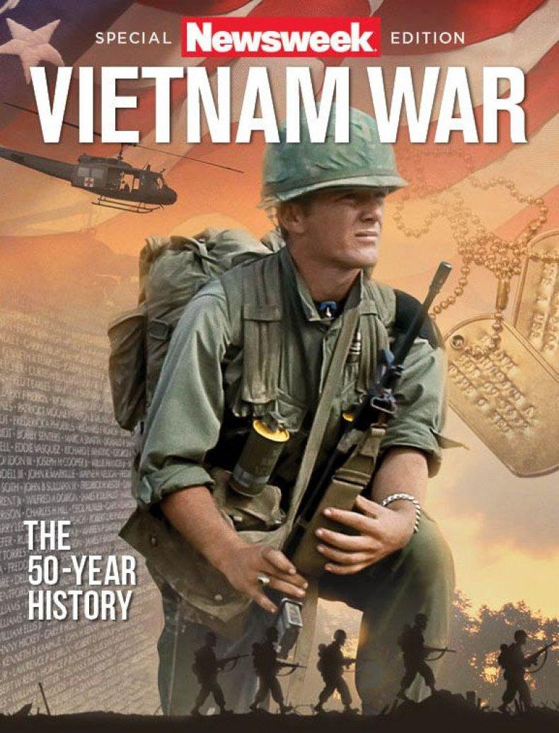 Vietnam #2 Cover