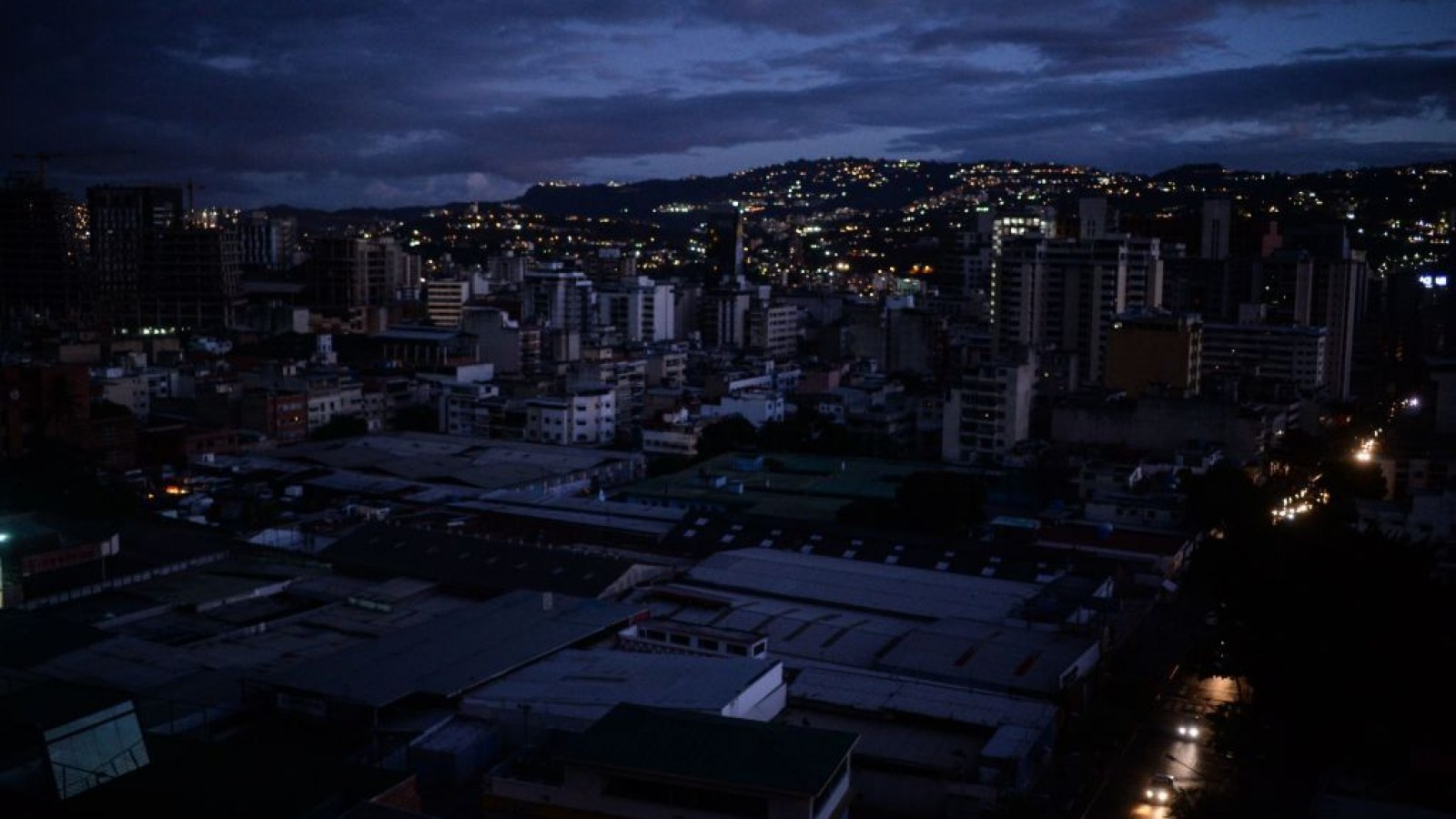 Earth Moving Too Close to the Sun Causes Venezuela's Power