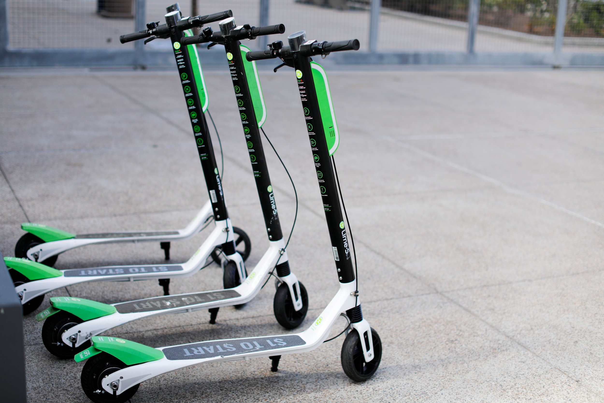 Your Next Uber Might Be A Scooter