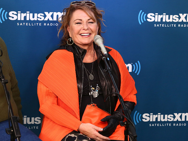 Who is Roseanne Barr's Partner?