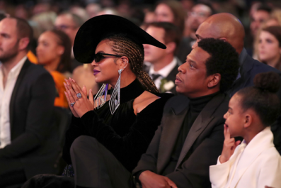 If Not Rumi and Sir, Who Were the Twins in Beyonce and Jay Z's On the Run II Tour Video?