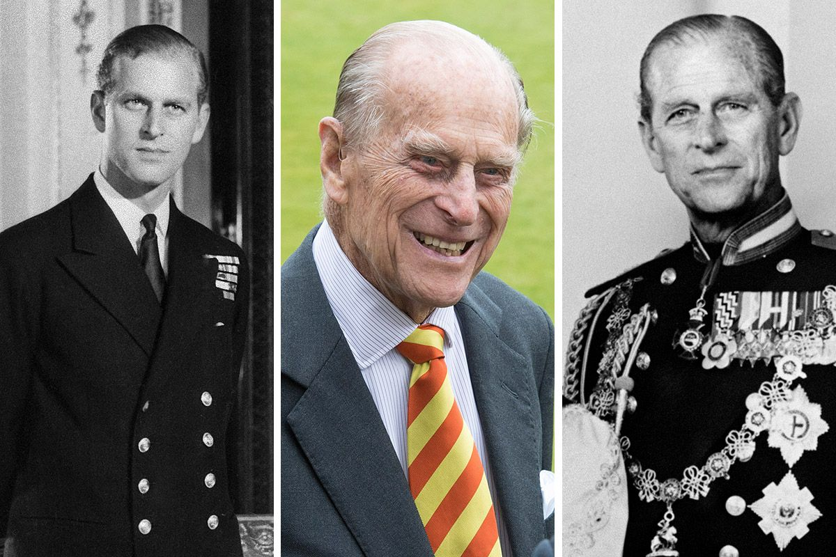prince philip the duke of edinburghs 97 years in 97 pictures