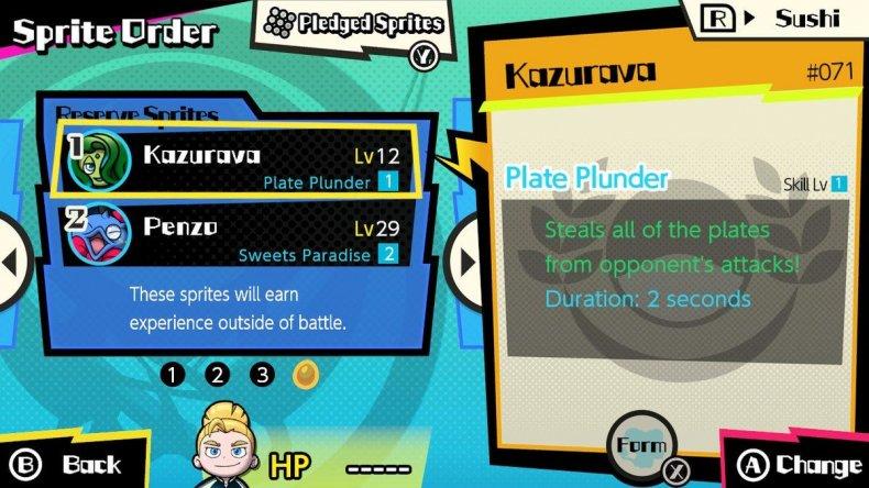 kazurava sushi striker