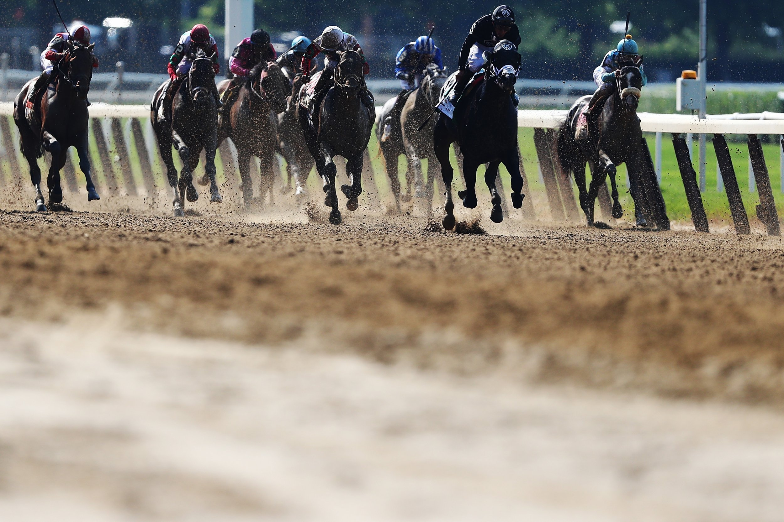 Belmont Stakes 2018 Time: How to Watch Justify Go for the Triple Crown Live