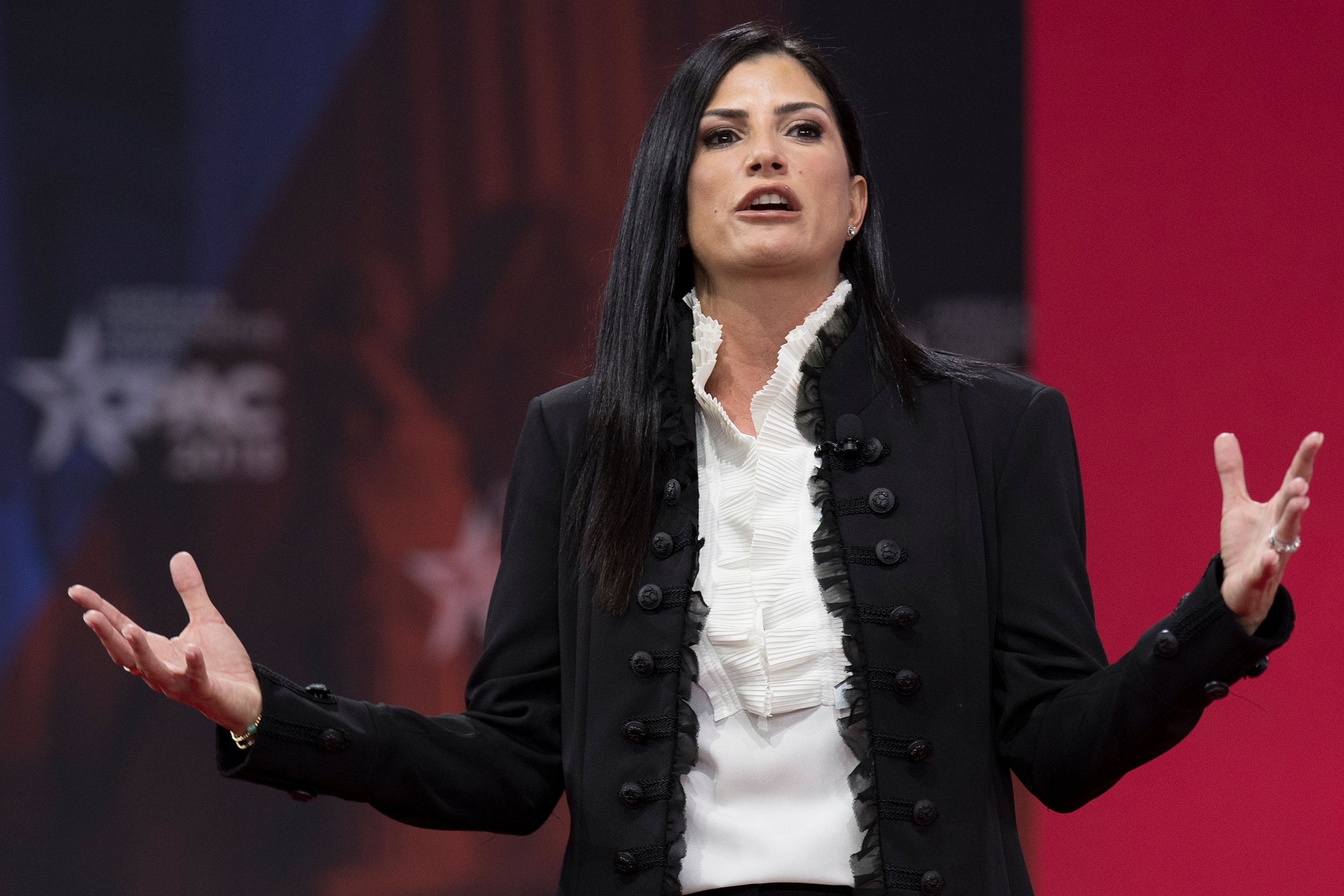 """NRA's Dana Loesch says feminists should """"stay in their lane"""" and stop """"matriarchal witch hunt"""" against men"""