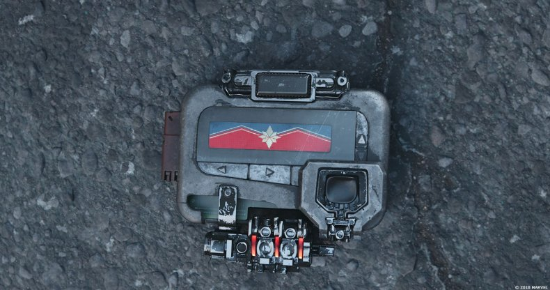 captain marvel page coulson infinity war shield