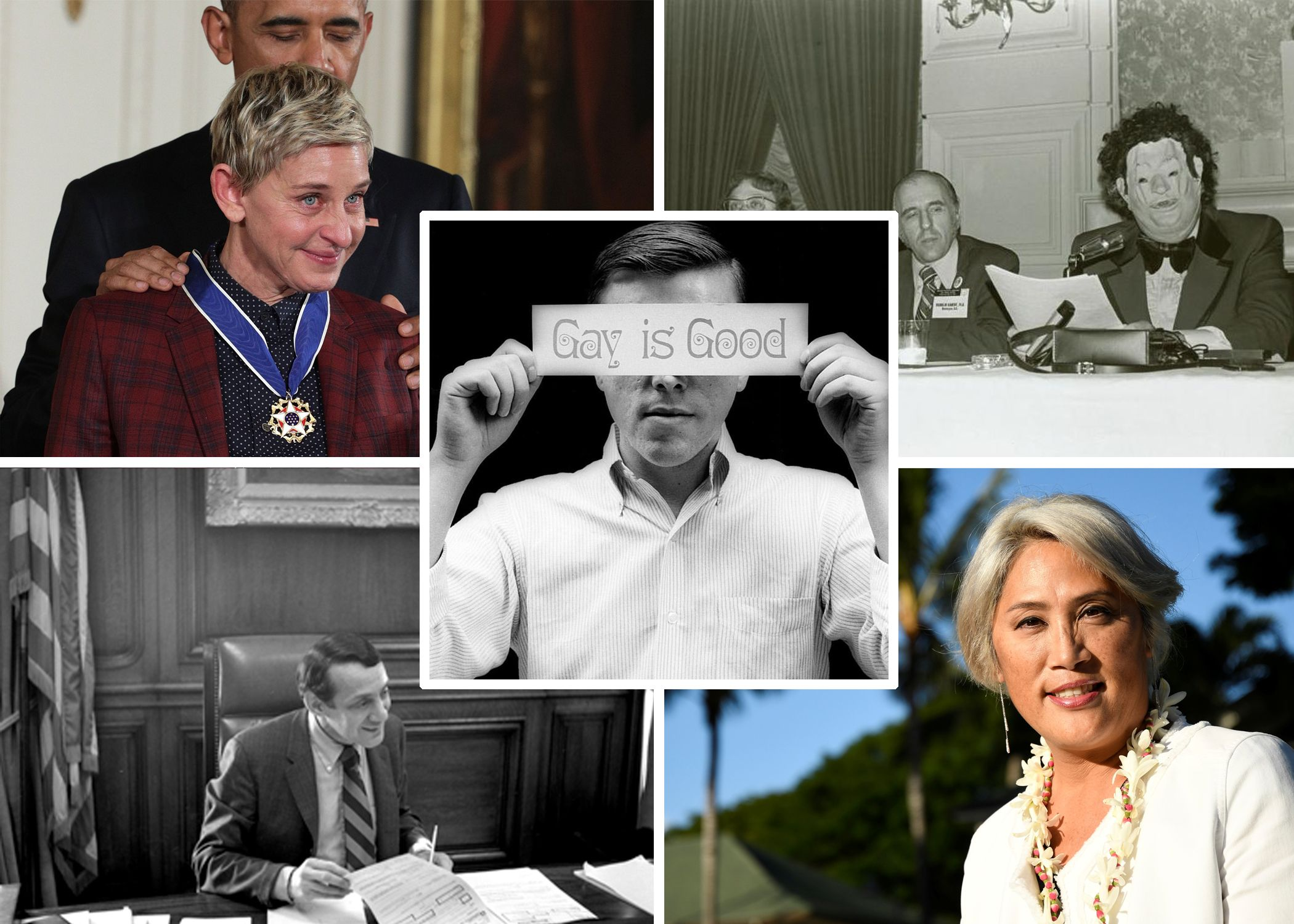 LGBT Pride: 50 Gay Rights Movement Pioneers You Need to Know