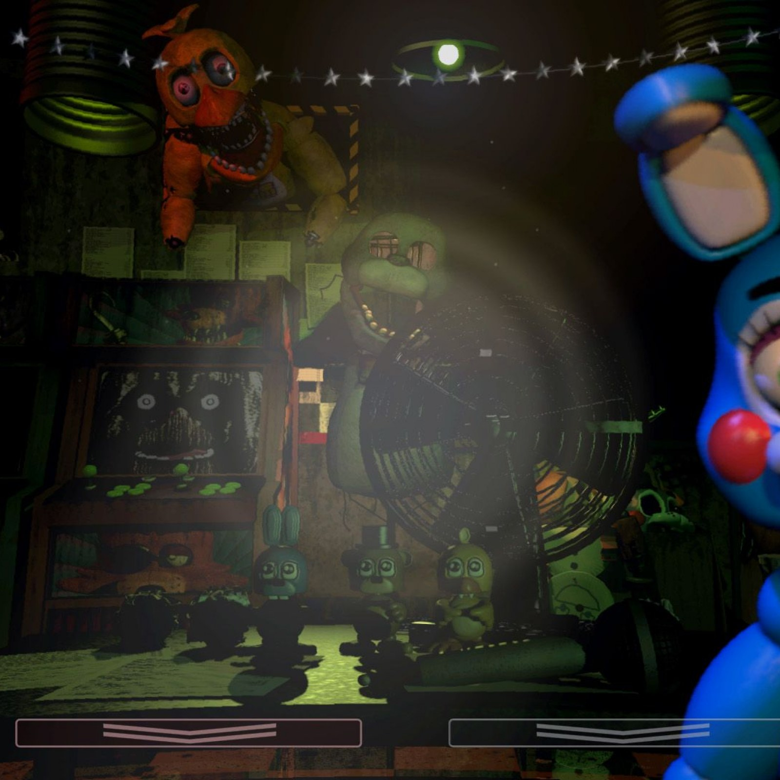 Ultimate Custom Night' Releases June 29 for 'Five Nights at Freddy's 6'