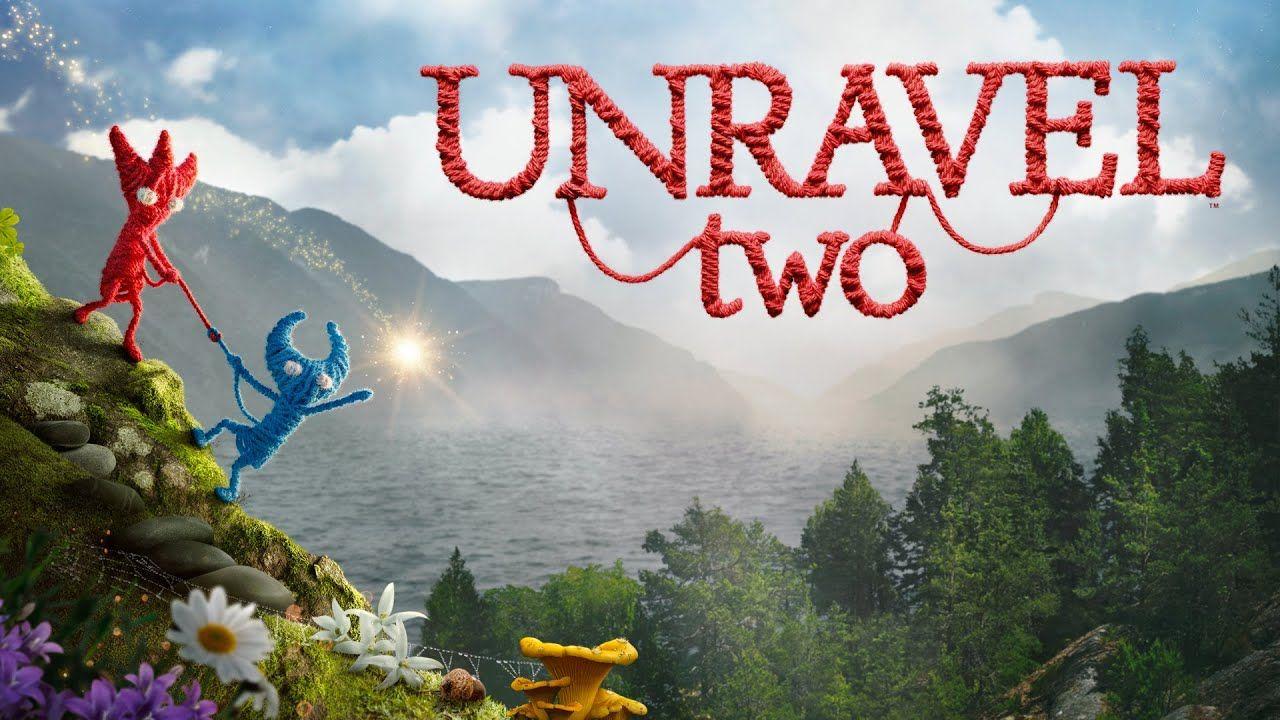 Unravel 2 logo