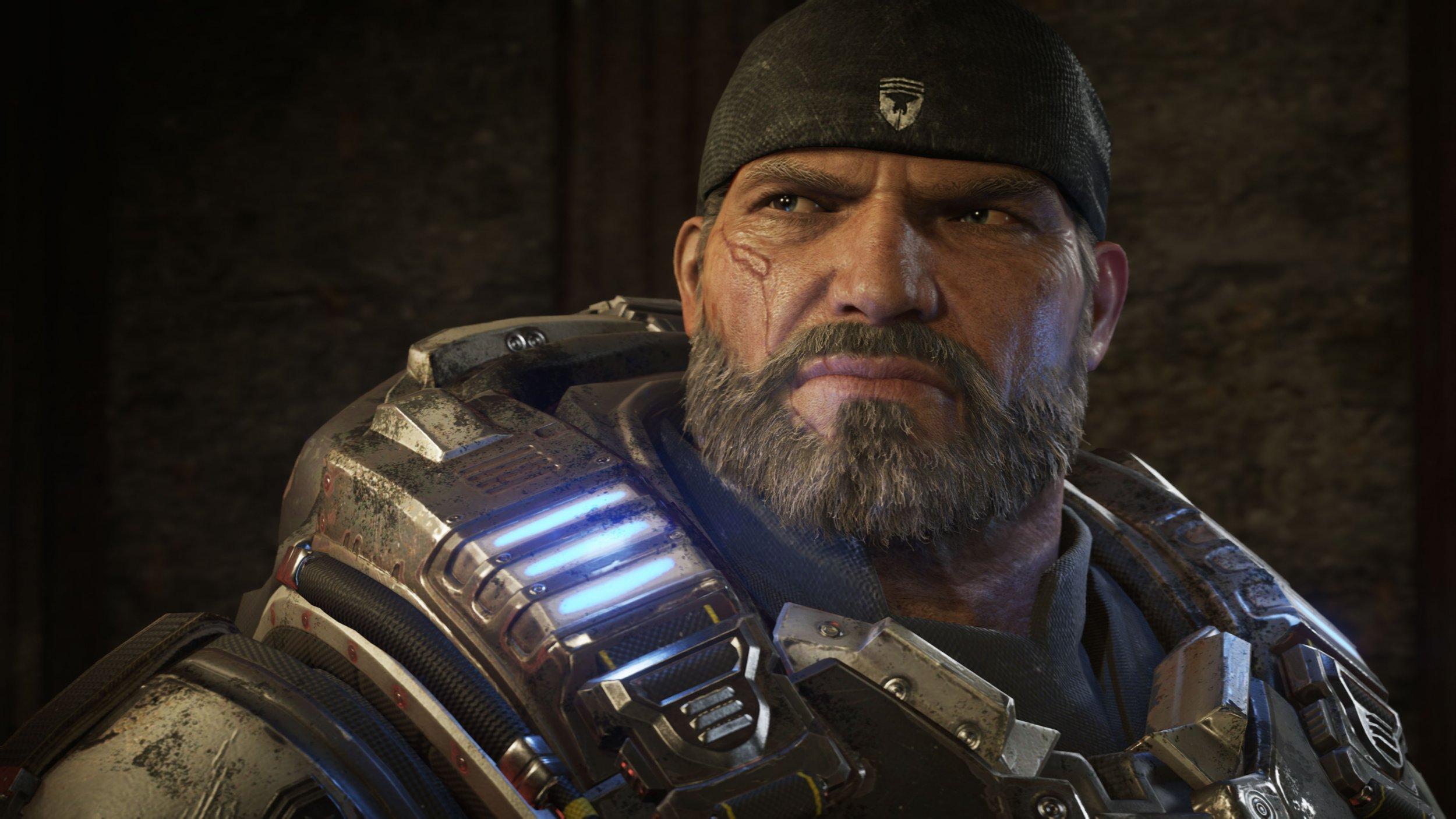 Gears of War 4 Marcus