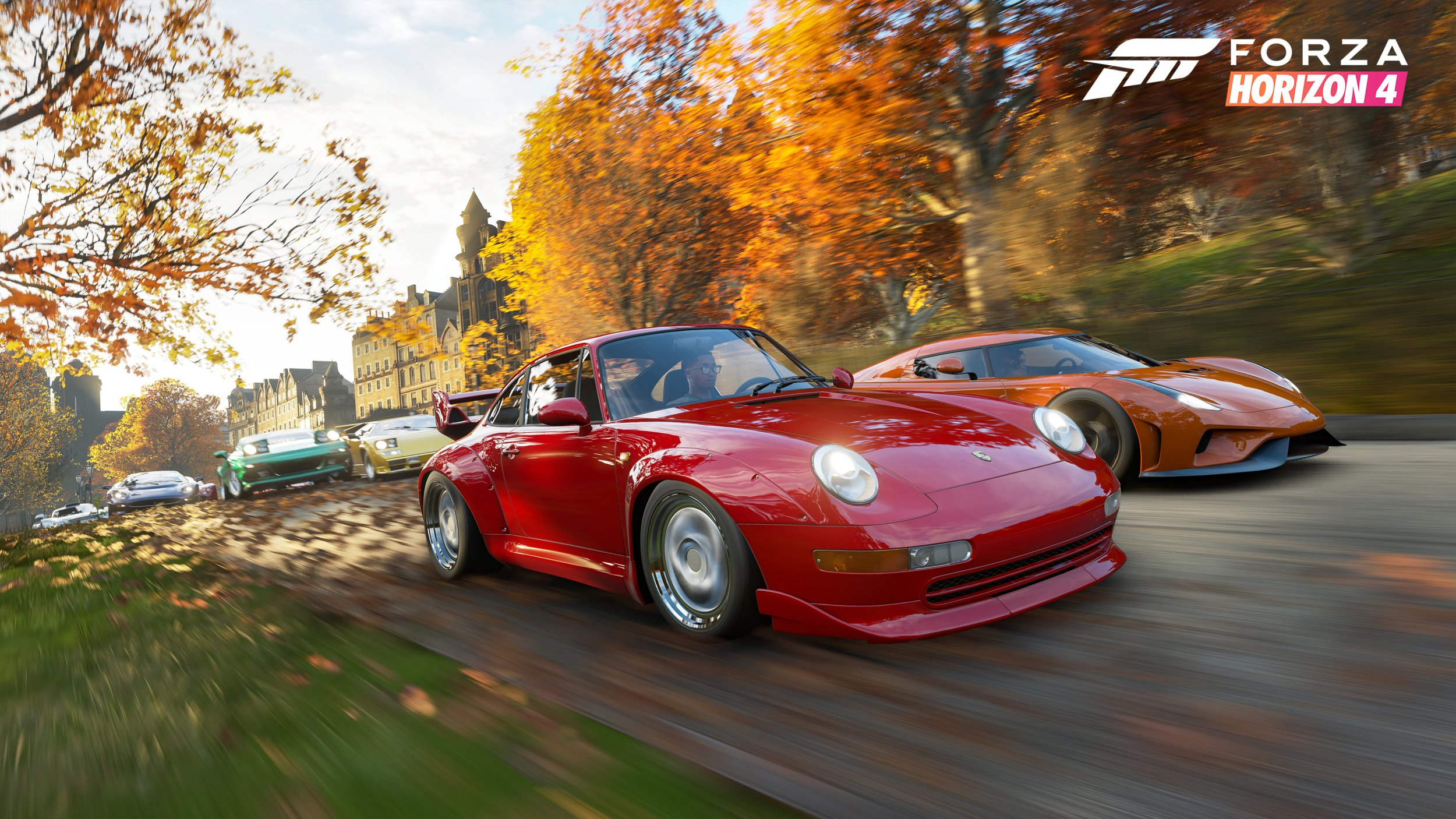 Forza Horizon 4' Release Date, Britain Setting Confirmed in