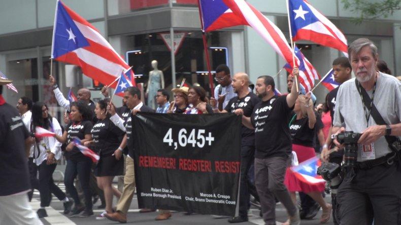 Puerto Rico Day Parade 2018