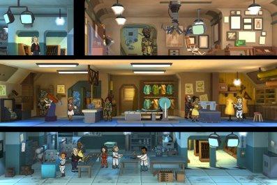 fallout shelter bethesda e3 2018