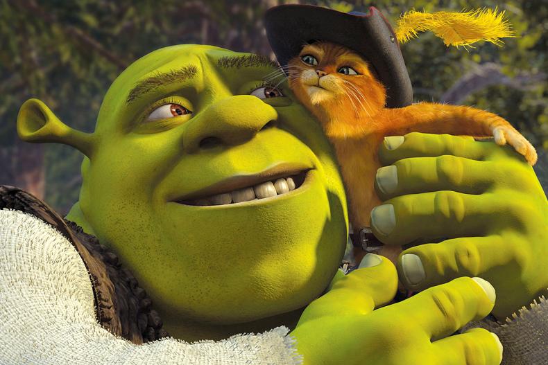 26 Shrek 2