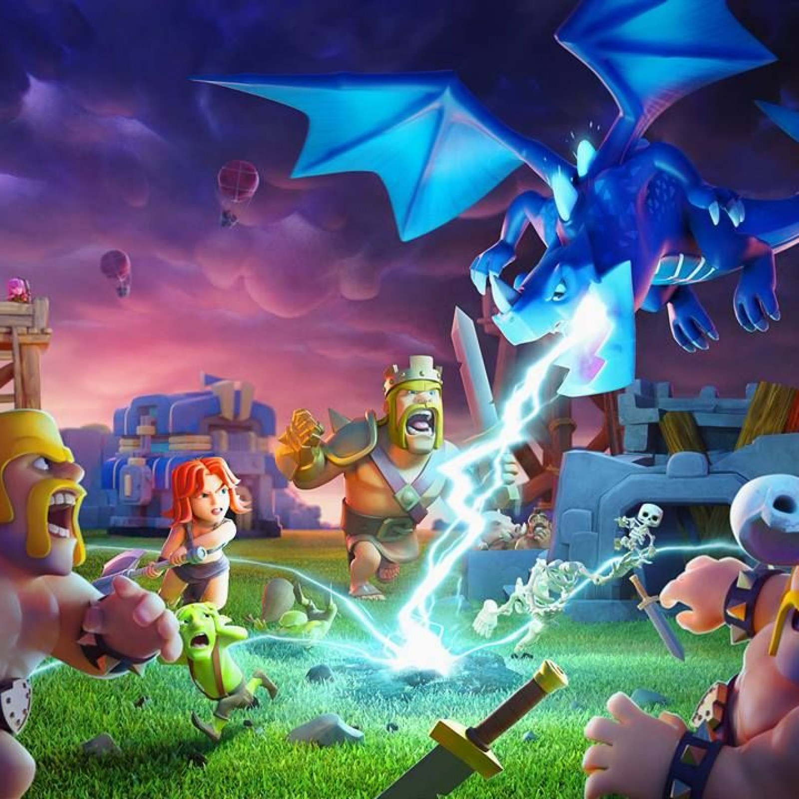 Clash Of Clans Town Hall 12 Update Released Patch Notes