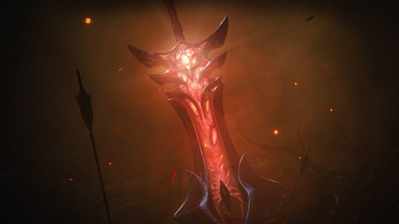 'League of Legends' Aatrox Rework Teaser: Meet the World Ender