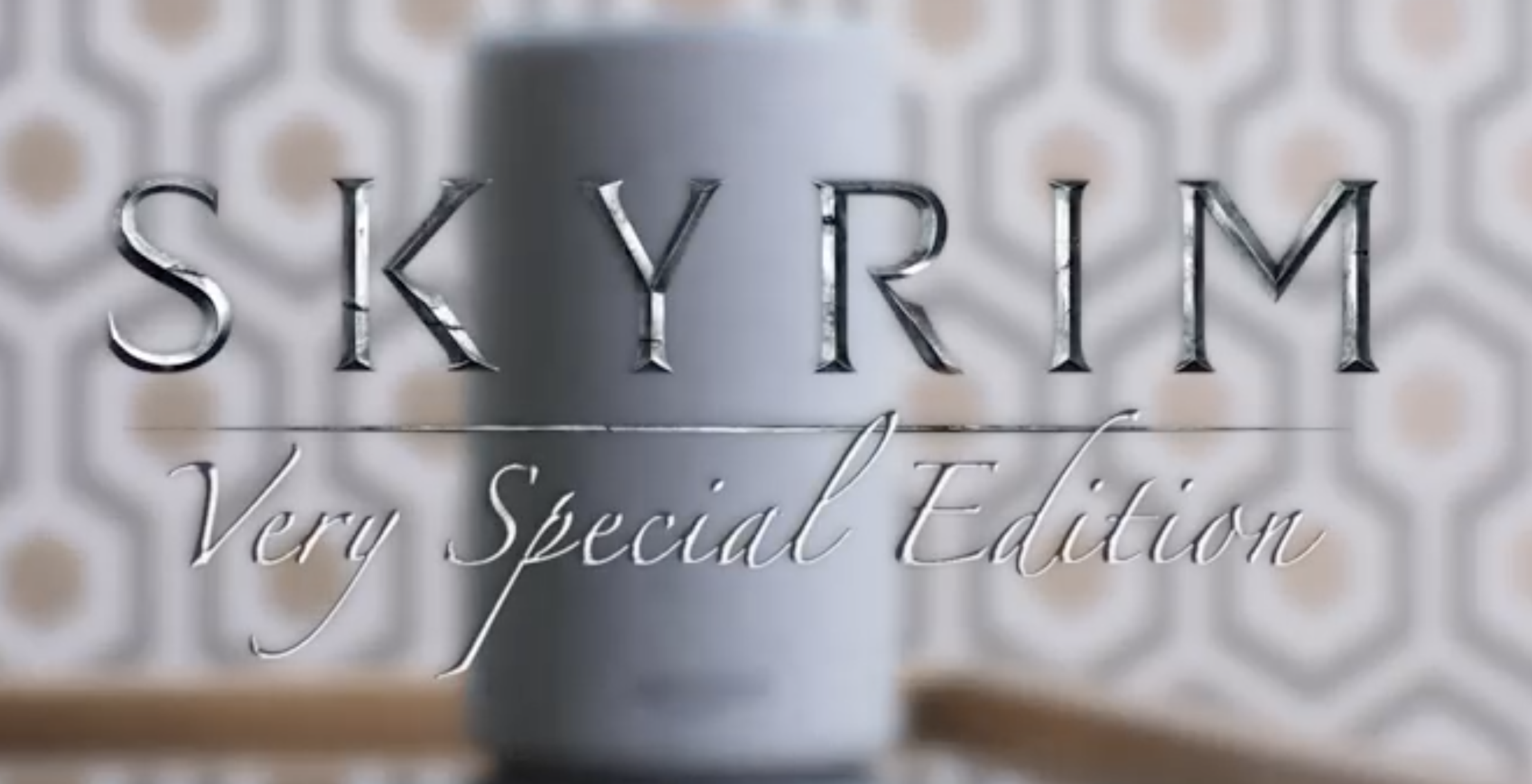 Alexa Skyrim how to get play amazon Bethesda e3 joke very special edition Keegan michael key
