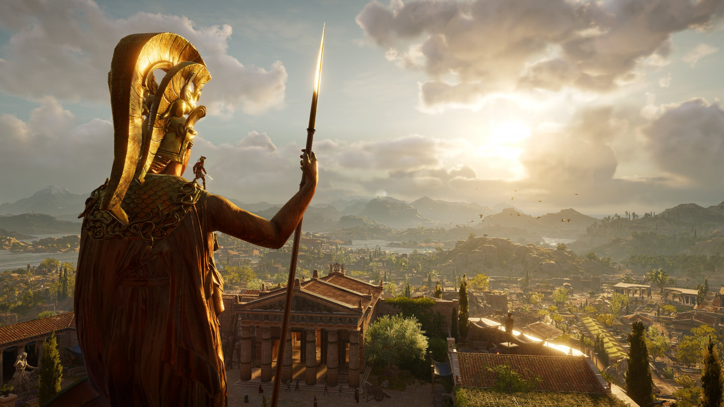 'Assassin's Creed Odyssey' Release Date & RPG Gameplay ...