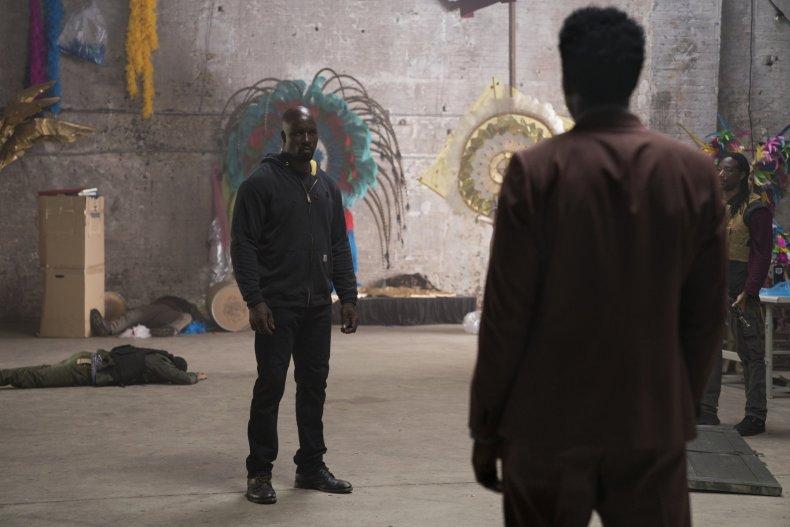 luke cage season 2 trailer release date bushmaster