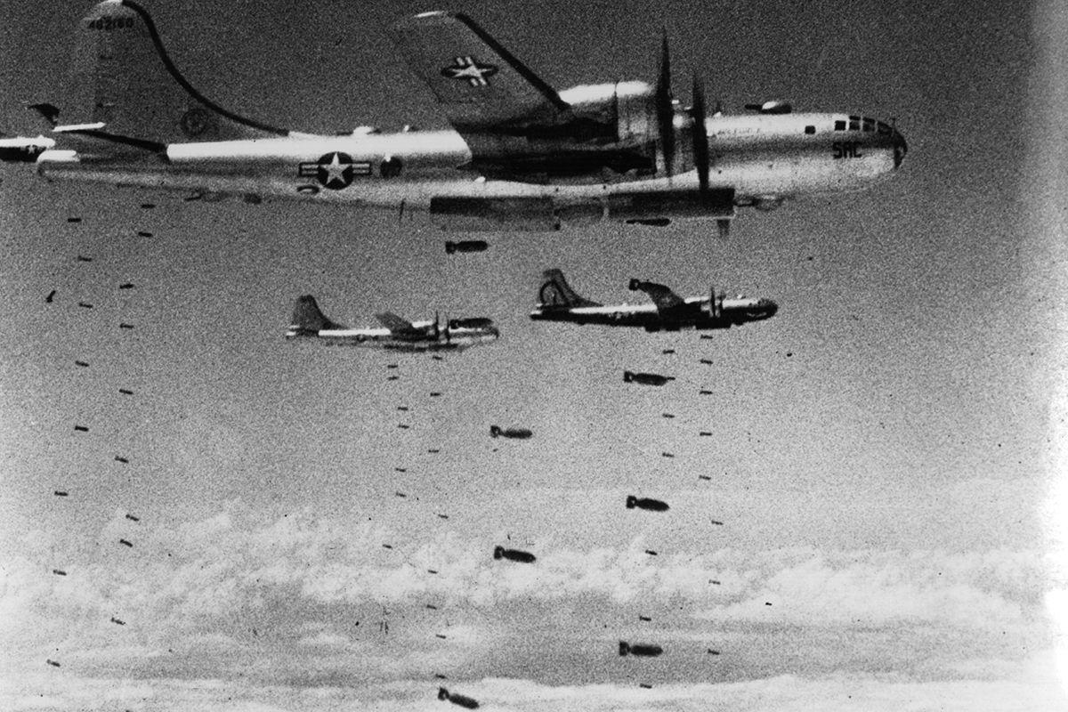 1951 bombs