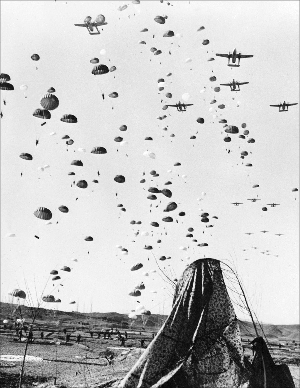 1951 parachutes