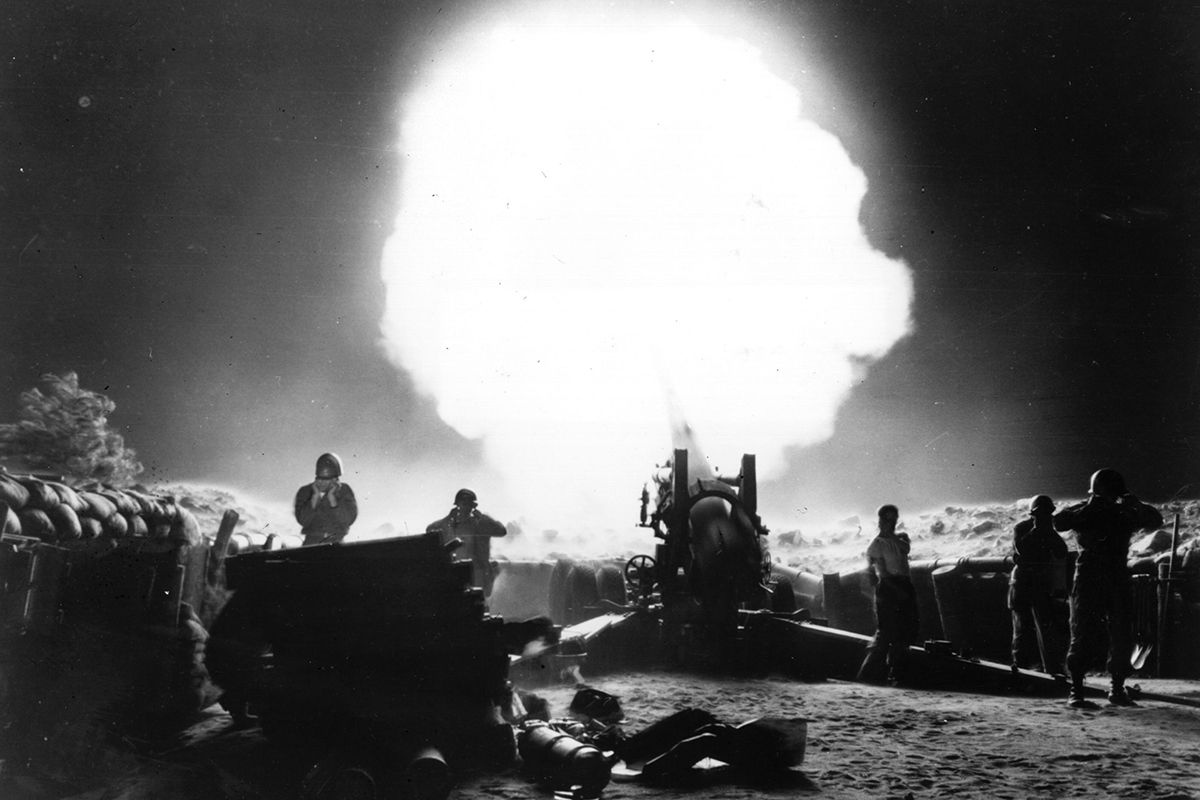 1952 howitzer