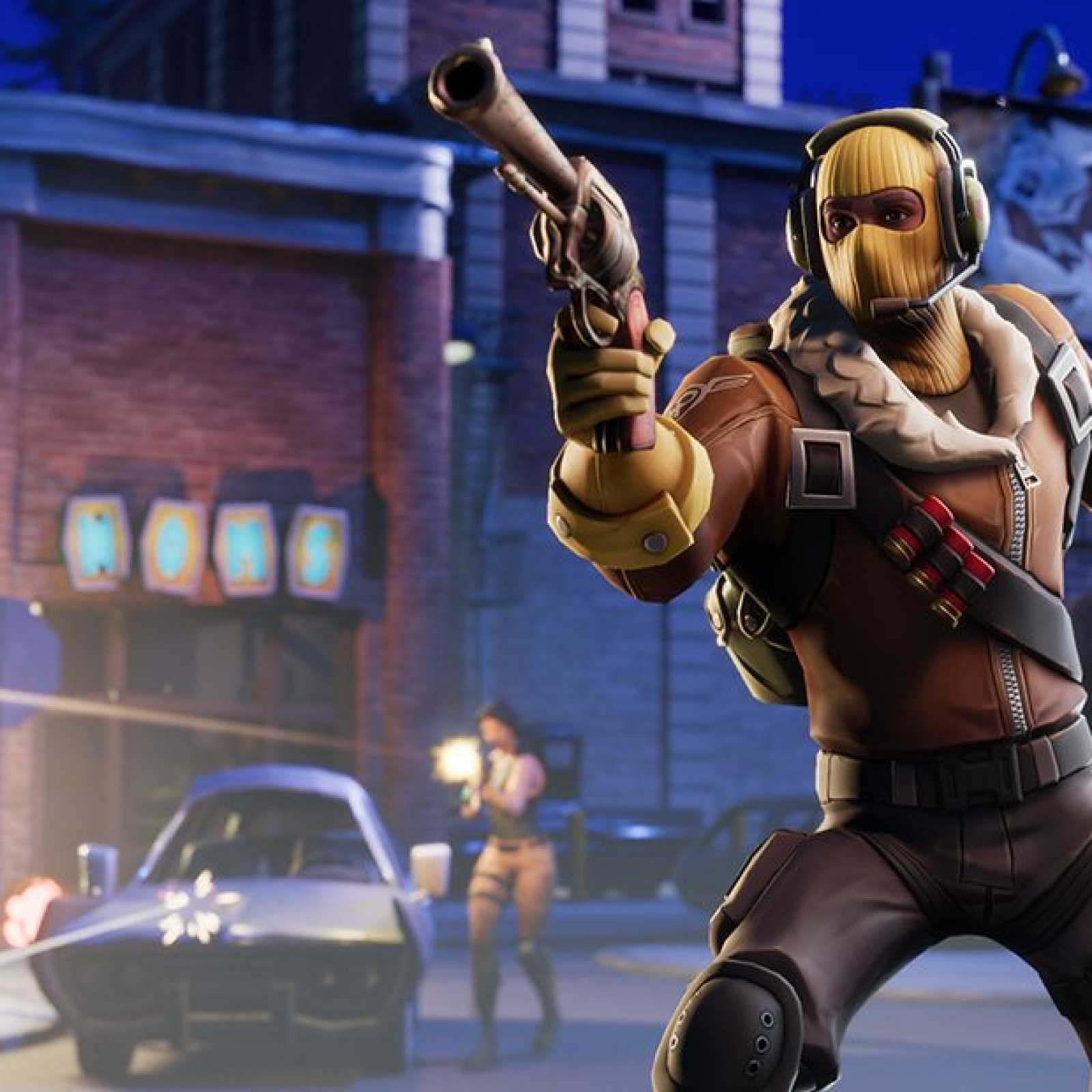Fortnite' on Switch to Get Headset Voice Chat, Touch Controls Soon