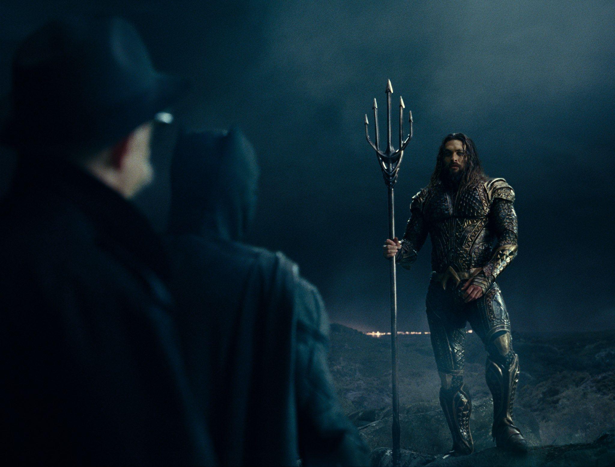 Aquaman release date trailer