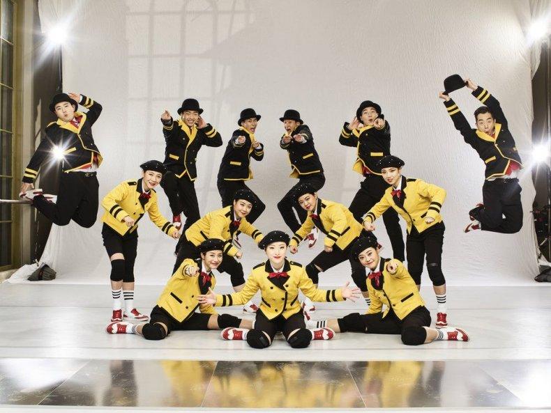 world of dance 2018 season 2 episode 14 lock n Laugh Out Loud crew pop and lock hip hop dancers  eliminated the cut 2 final scores divisional finals