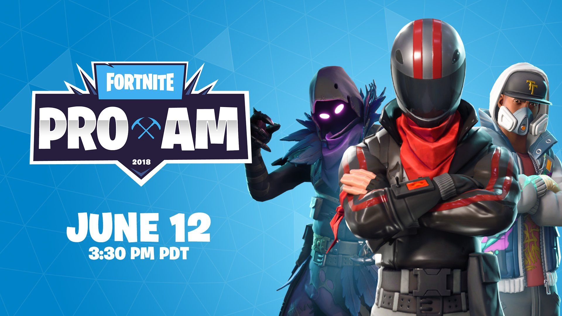 Who Played In Pro Am Fortnite 2018 Fortnite Pro Am Results Find Out Who Won The E3 Tournament