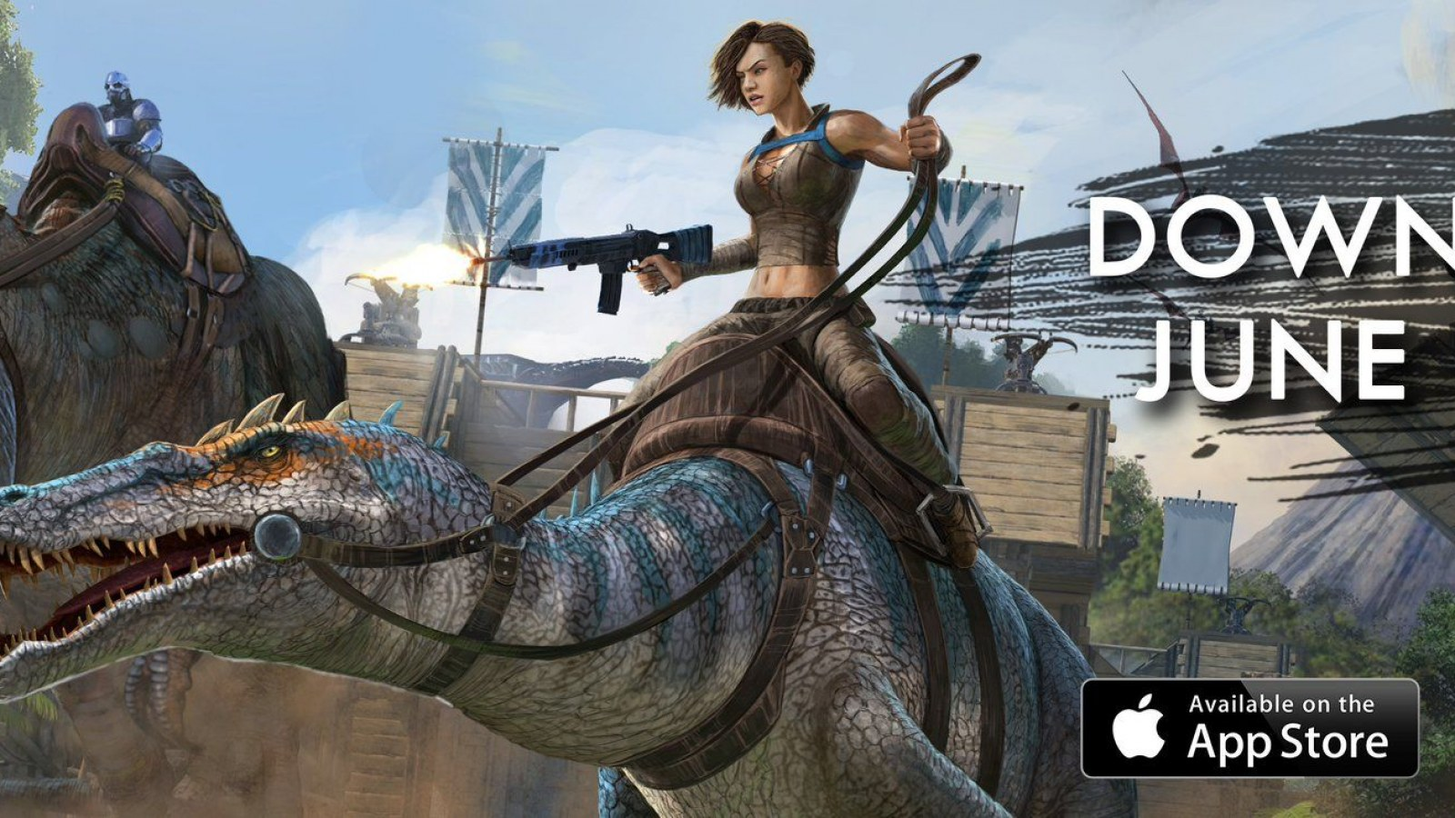ARK: Survival Evolved' Android, iOS Release Time - When You