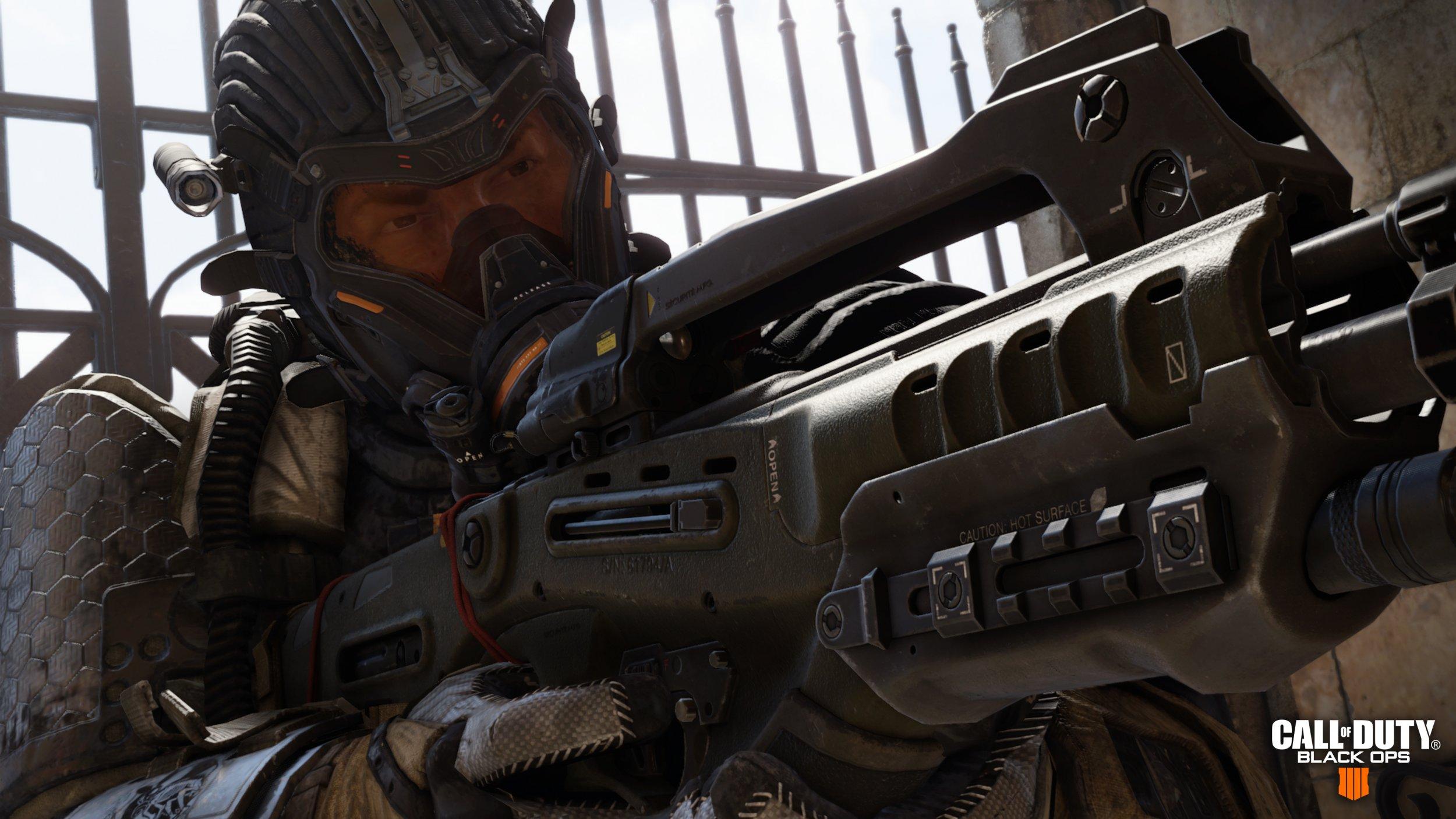 Black Ops 4 multiplayer gun black ops pass