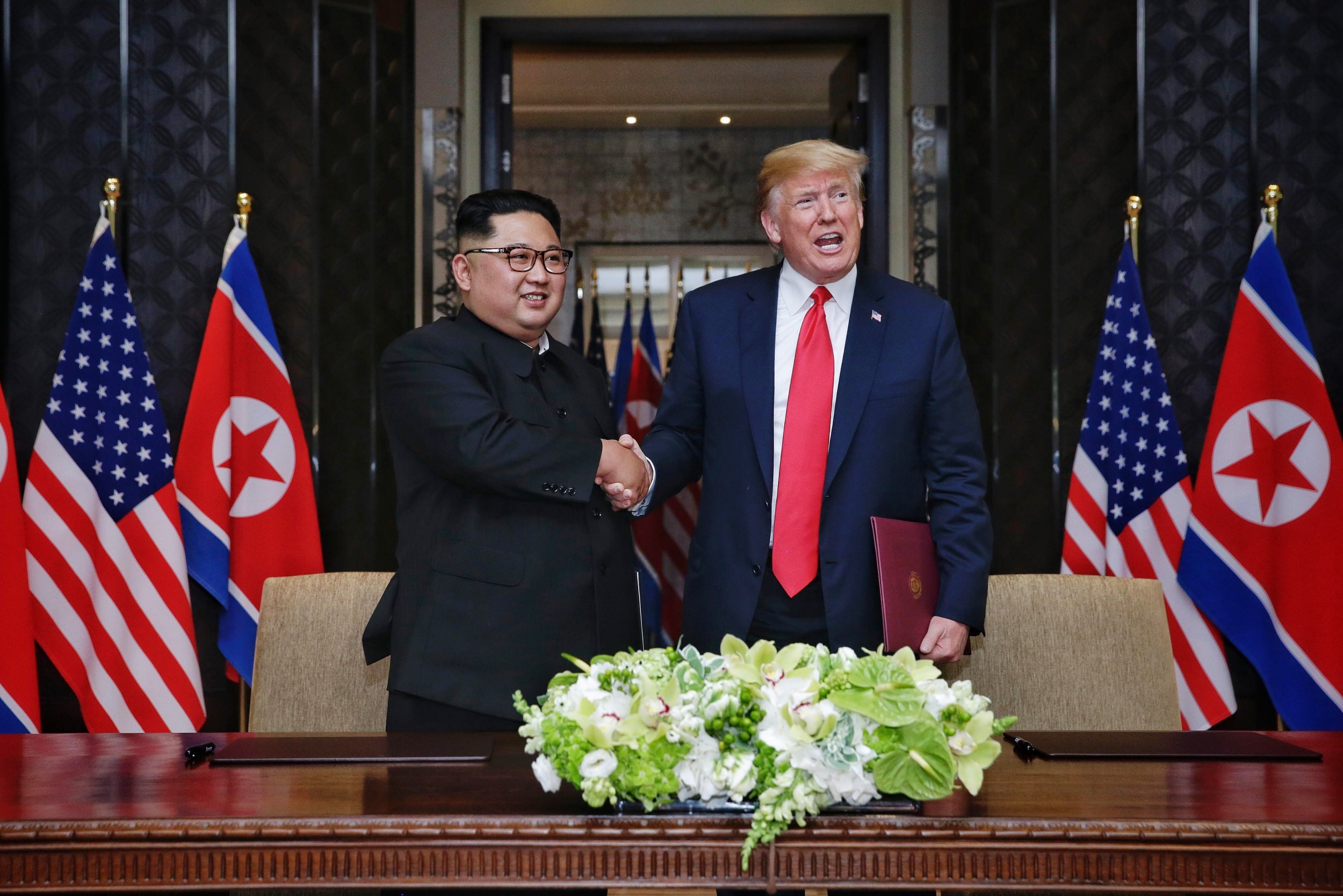 Donald Trump's Nobel Peace Prize Candidacy Endorsed by Norwegian Lawmakers Citing 'Huge and Important' North Korea Meeting