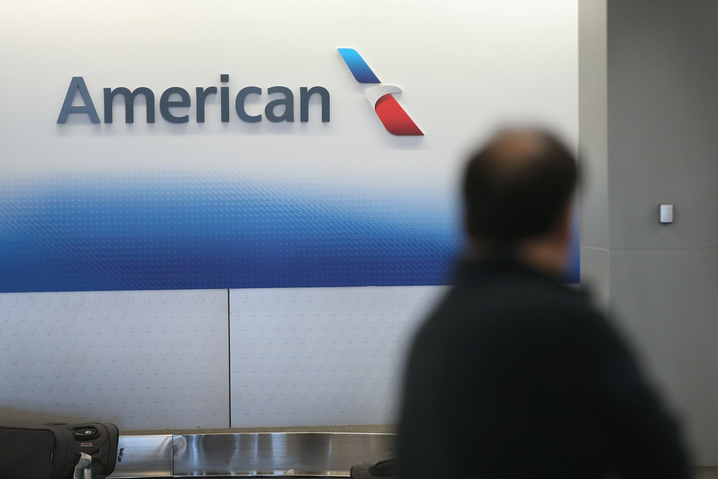 American Airlines Website System Down For Tickets Check In