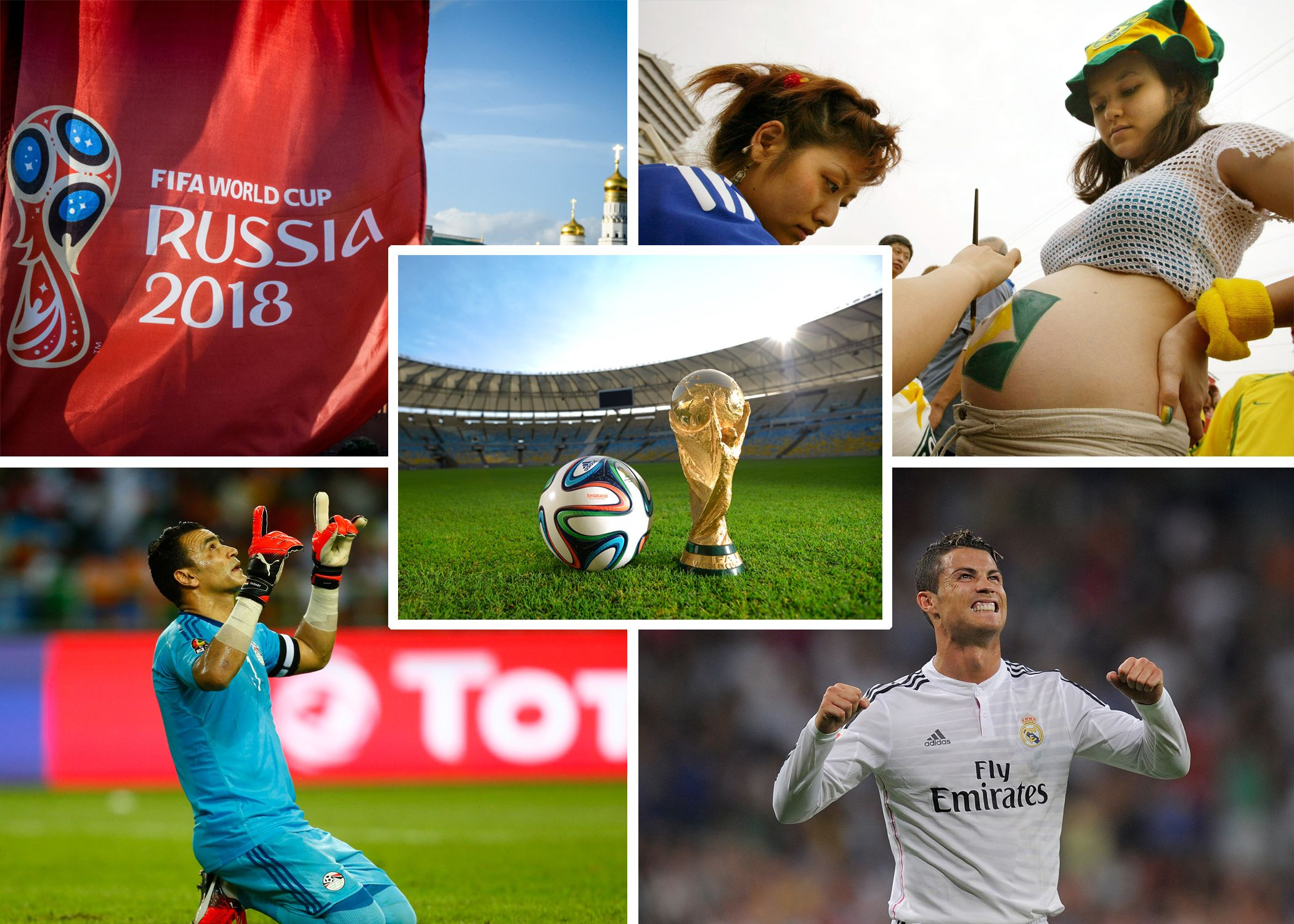 FIFA World Cup 2018 In Russia: 50 Things To Know