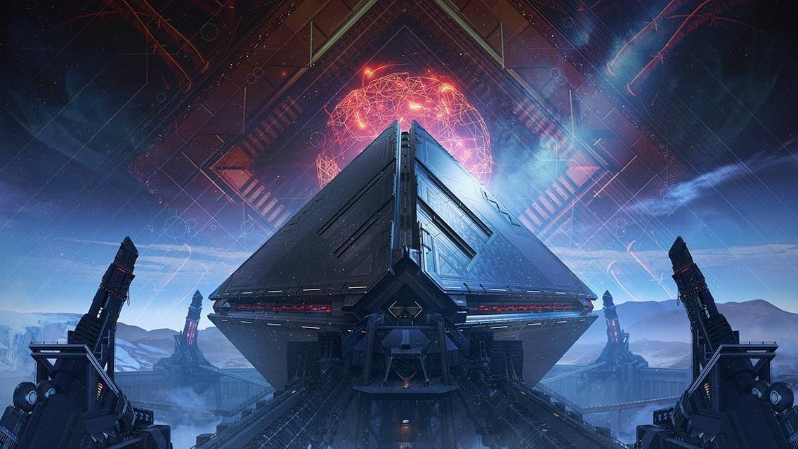 Destiny 2 warmind logo