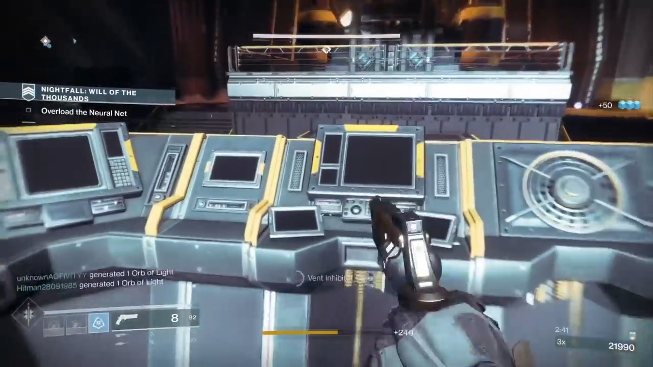 Destiny 2' Will of the Thousands Guide - Nightfall Loot