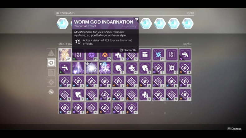 Destiny 2 will of thousands loot