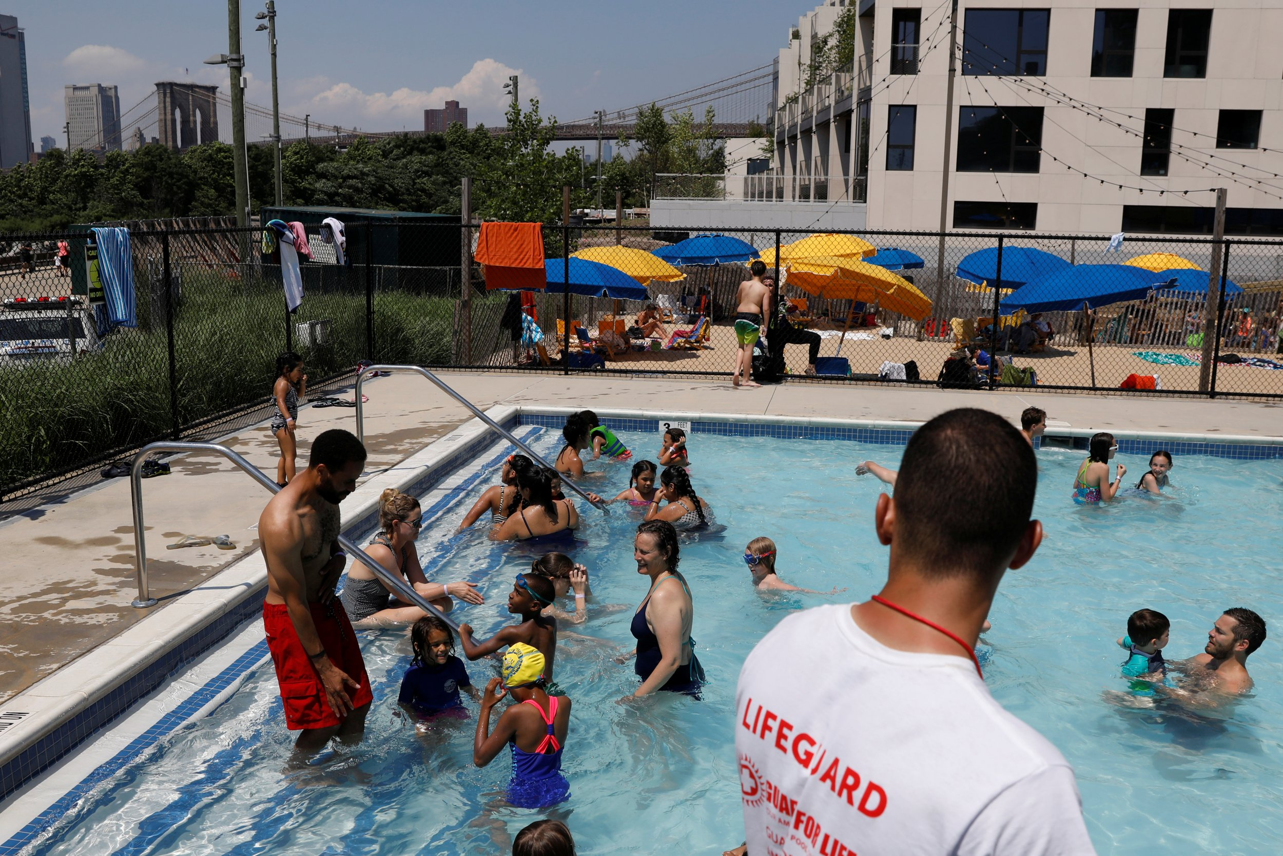 Pool Safety How To Protect Yourself Against Waterborne Illness This Summer