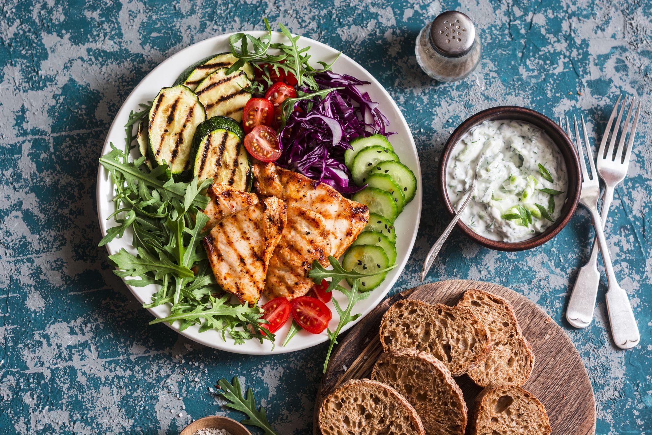 Mediterranean diet-stock