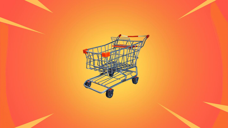 'Fortnite' Update 1.63 (4.4.1) Brings Back Shopping Carts ...