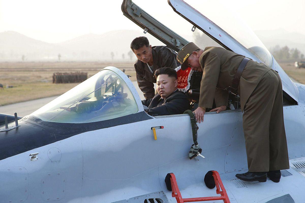 40 North Korea