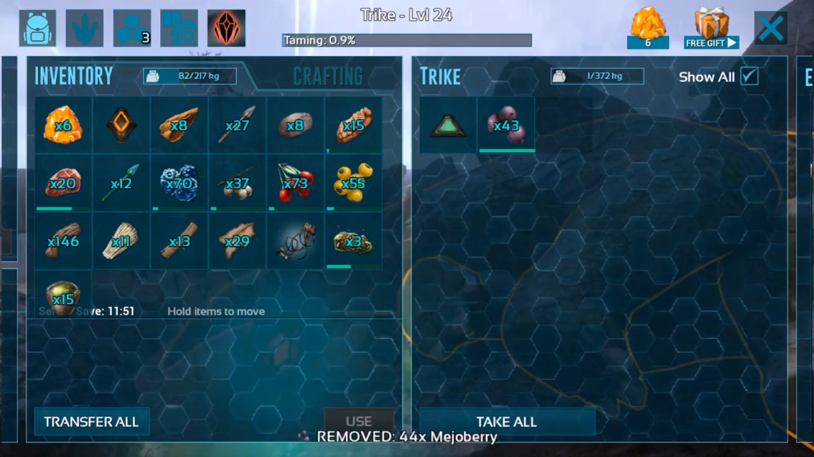 ARK: Survival Evolved' Mobile Guide: How to Craft, Tame