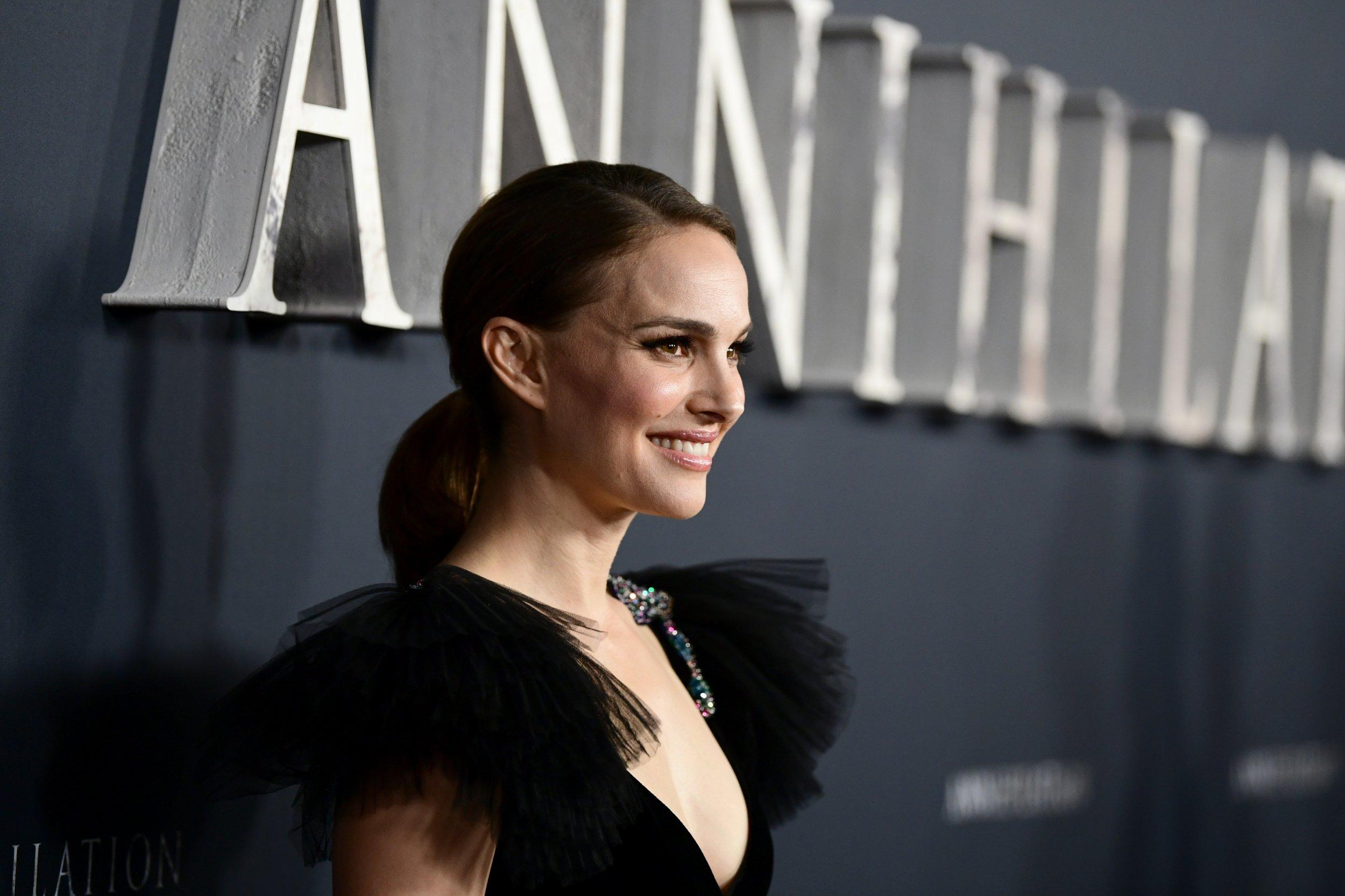 Natalie Portman annihilation