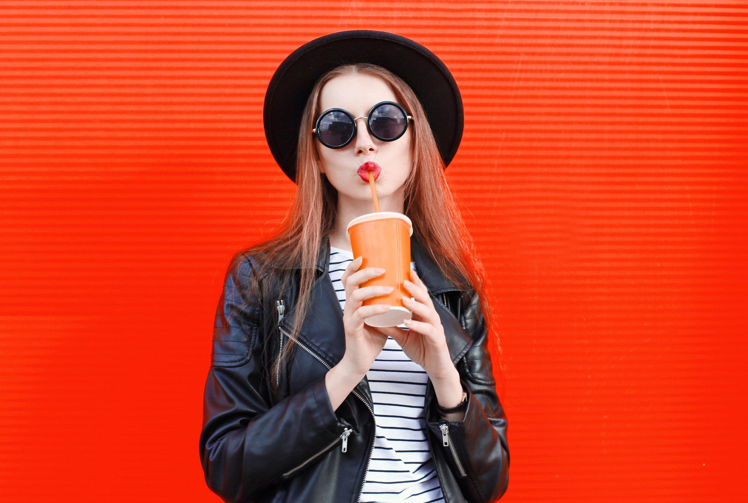 teenager-drink-stock
