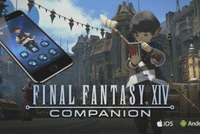 final fantasy xiv companion app