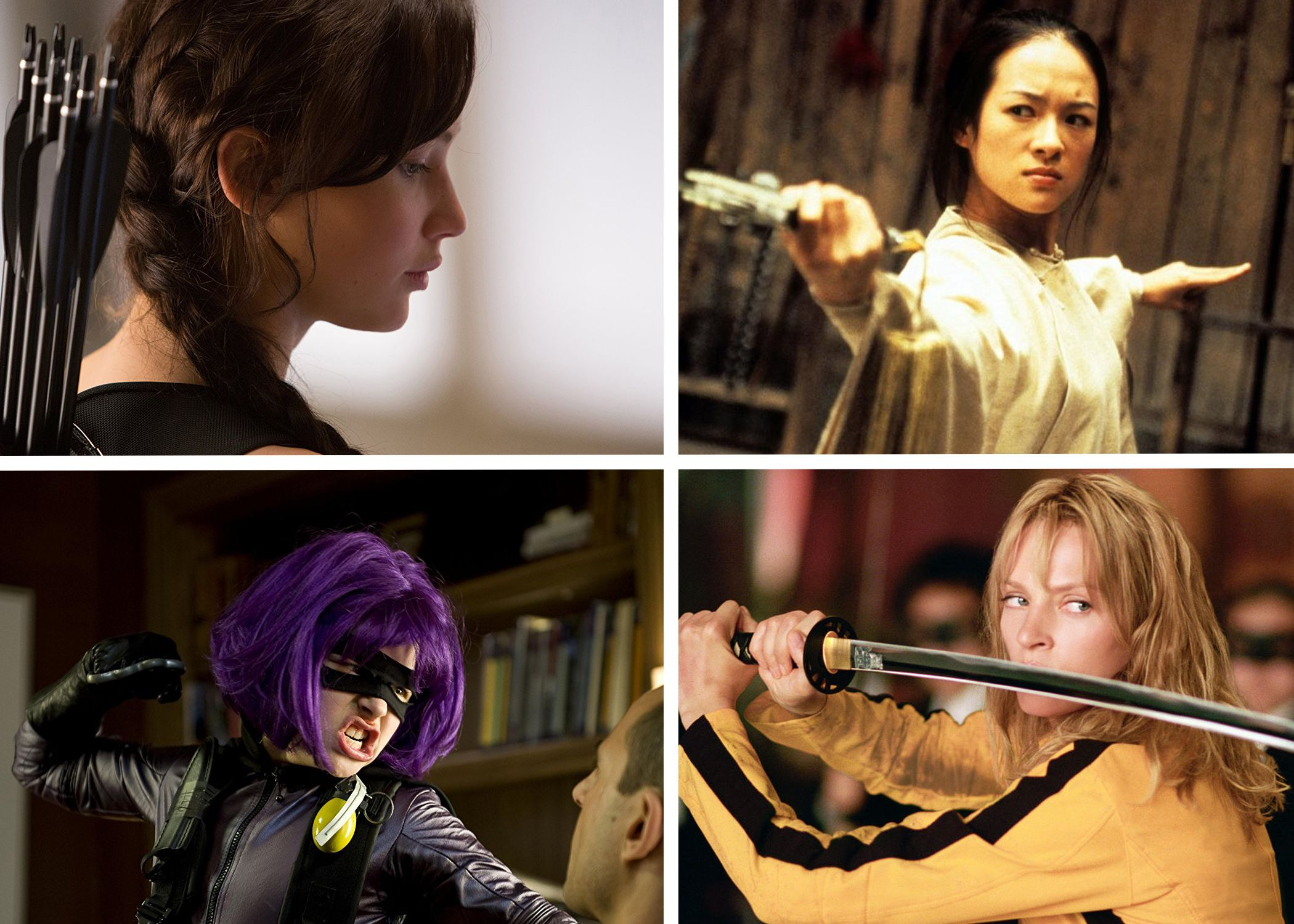 The Highest Grossing Action Films Featuring A Female Lead