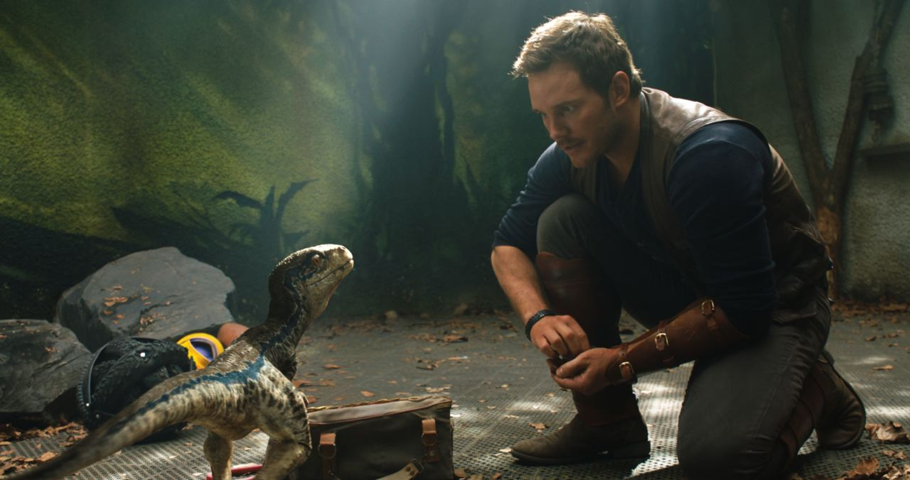 recreating prehistoric life jurassic park essay Here's why i won't be seeing 'jurassic world: fallen kingdom'  my childhood  was surrounded by the prehistoric  wu points out that the animals in the park  would look quite different if the animals were properly recreated.