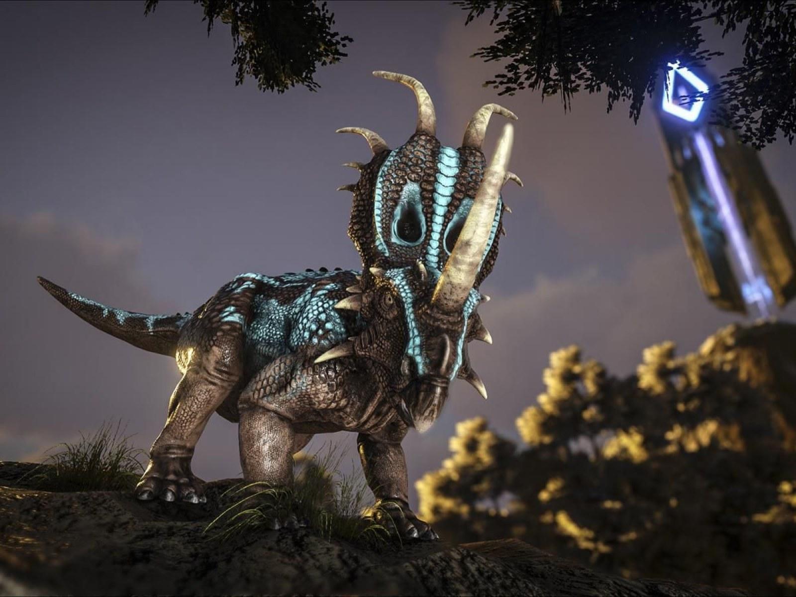 Ark Wild Dino Levels